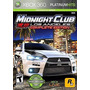 Midnight Club Los Angeles Xbox 360 Complete Edition