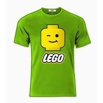Playera Lego Classica 100% Calidad Jinx
