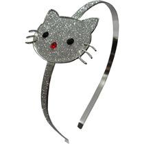 Lote 50 Diademas Bisuteria Metal Hello Kitty Buho Alt Brillo