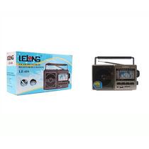 Mini Radio Portatil Lelong Le604 Am/fm