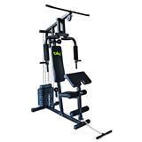 Home Gym 100lb Sa006 Blu Fit