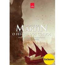 Livro O Festim Dos Corvos George R. R. Martin