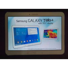 Tablet Samsung Galaxy Tab 4 10.1 16gb Model Smt530nu Blanca