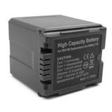 Bateria Recargable Vw-vbg130/260 Camara Panasonic Hdc-tm700