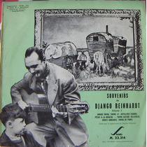 Jazz Inter, Django Reinhardt, Lp 10´, Hecho En Francia