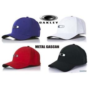 Boné Oakley Metal Gascan + 1 Sacola Oficial - Várias Cores!