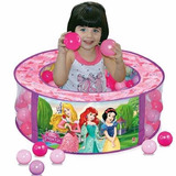 Piscina Bolinha Princesas Disney Original Líder Brinquedos
