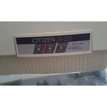 Impresora Matriz De Punto Citizen Gsx-220 ¡¡envío Gratis!!
