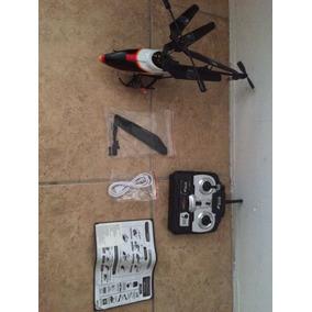 Helicóptero A Control Remoto Eye Copter 2 Con Camara Nuevo