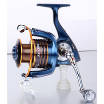 Carrete Para Pescar Seaside Cl40 (10 - 14 Lb), 11 Baleros