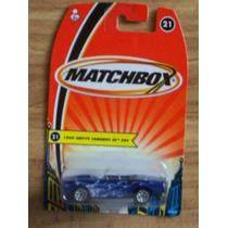 Matchbox 2005 ****** 1969 Chevy Camaro Ss 396 ****** Mattel