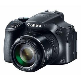 Câmera Canon Powershot Sx60 Hs+ 32 Gb Classe10 + Bolsa