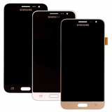 Frontal Tela Display Lcd Touch Samsung Galaxy J3 Sm-j320