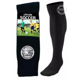 Calceta Futbol Juvenil Likra Soccer 12 Pares