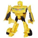 Transformers Bumblebee Batalla Cibernética