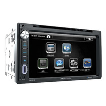 Autoestereo Pantalla Touch 2 Din Soundstream Bluetooth Usb
