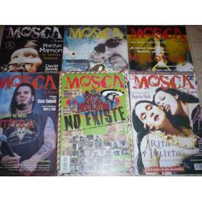 Revistas La Mosca Varios Numeros Bjork Metallica Jaguares