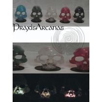 Lámpara De Cráneo Transparente