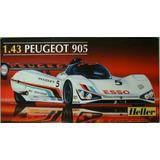 Peugeot 905 Heller 1/43