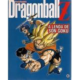 Livro Enciclopédia Dragonball Z A Lenda De Son Goku
