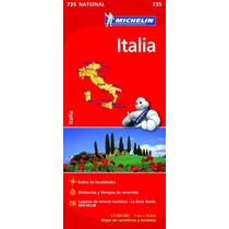Mapa De Italia Michelin 2016