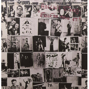 Rolling Stones Exile On Main Street 2 Vinilos 180g Nuevo Imp