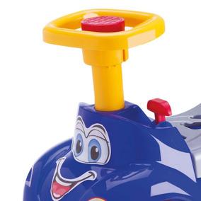 Carrinho De Empurrar Andador Totokinha Brinquedo Infantil