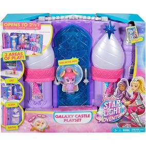 Boneca Barbie Filme Galáctico Castelo - Mattel