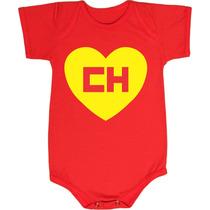 Body Personalizado Bebê Chapolim