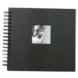 Álbum Scrapbook Artesanato 40 Pág Livro Assinaturas Fotos