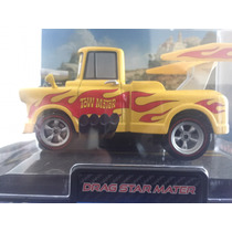 Mate Drags Cars Die Cast Único Edición Especial Envió Grats