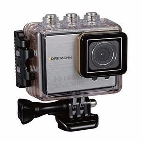 Camara Fotografica Dreizehn Actioncam Resistente Al Agua