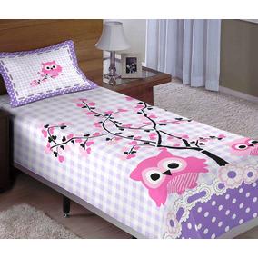 Colcha coruja roupa de cama no mercado livre brasil - Colchas para sofas baratas ...