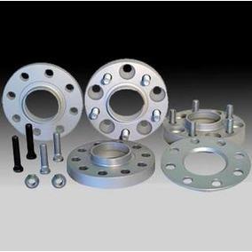 Adaptadores Separadores De Aluminio 1-1/4, Varias Aplicacion