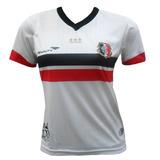 Camisa Santa Cruz Feminina Penalty Branca