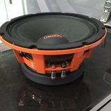 Medio Bajo 10 Pulg Distinct Audio 800 Wts 8 Ohm