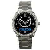 Ada014 Nuevo Logo Mazda Motor Sport Reloj Del Metal
