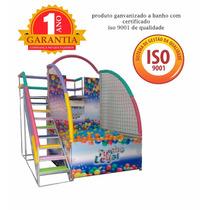 Tombo Legal C/escada Plataforma +1000bolinhas