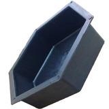 Forma Plástica Para Piso - Bloquete - Sextavado - 25x25x08
