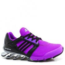 Tênis Running Adidas Springblade E-force | Zariff