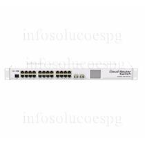 Mikrotik Cloud Router Switch Crs226-24g-2s+rm L5