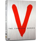 V: Invasion Extraterrestre La Serie Completa Dvd O