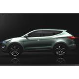 Sistema Anti Portónazo Para Hyundai Santa Fe Insta Domicilio