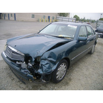 Mercedes Benz C 280, E320, C350,e420,slk,etc, Partes Desarmo