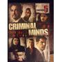 Dvd Serie Criminal Minds Quinta Temporada 5 Completa