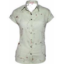 Camisa Feminina Maytê Lese - Pimenta Rosada