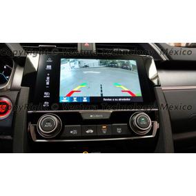 Cámara De Reversa Para Honda Civic Coupe 2016