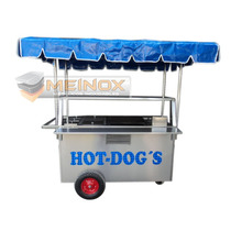 Carreta Para Hot Dogs Y Hamburguesas