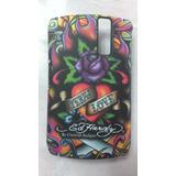 Blackberry Curve 8300 8330 Funda Ed Hardy