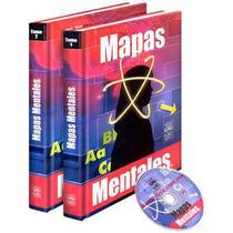 Mapas Mentales 2 Vols + 1 Cd Rom